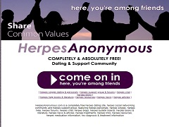 dating site for herpes